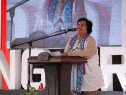Siti Nurbaya Singgung Penurunan Populasi Yaki