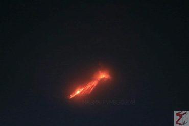 Polda Imbau Warga Waspadai Hoaks Terkait Erupsi Gunung Soputan