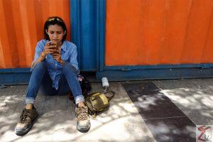 Gita Waloni dan Kisahnya Menempuh Ribuan Kilometer Saat Bencana Palu (5)