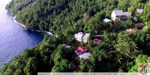 KINALI: Kampung para pemberani, di antara lahar dan goa keramat Ghoghole