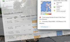 Sesar Saddang Aktif, Mamasa Diguncang 79 Kali Gempa Dalam 3 Hari