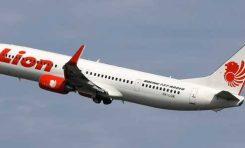 Pesawat Lion Air Rute Jakarta-Pangkal Pinang Hilang Kontak