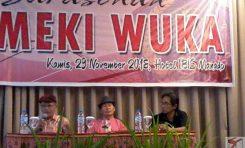 Mekiwuka, jejak tradisi di Manado yang hampir terhapus