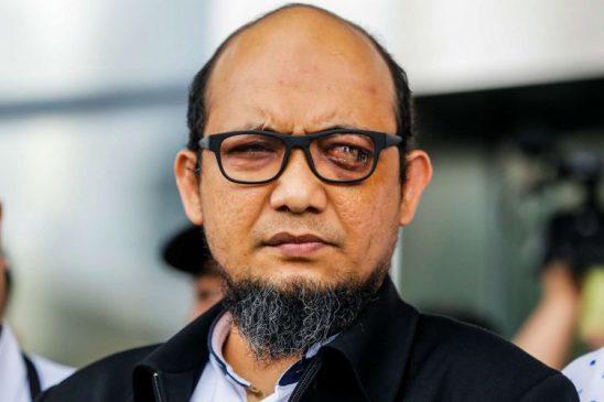 75 pegawai KPK dinonaktifkan termasuk Novel Baswedan