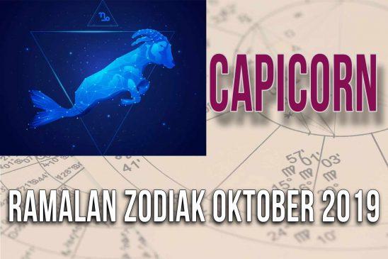 Capricorn di Oktober: Jangan mengunci diri, jadilah nakal