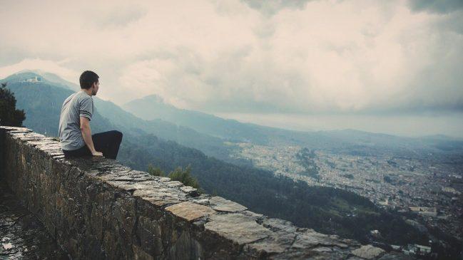 Bijak hari ini: Sendiri