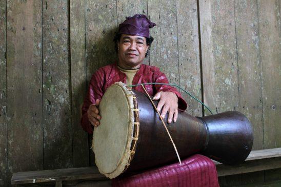 FOTO: Kepergian Sang Legenda Budaya Sangihe