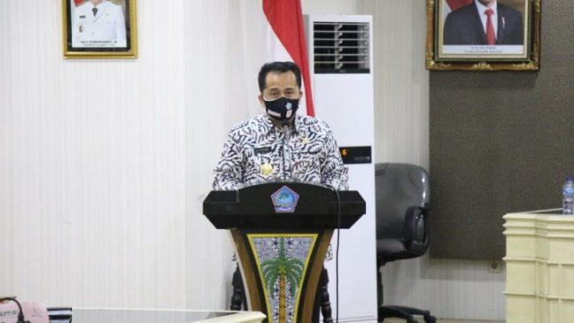 Pjs Gubernur Sulut Agus Fatoni