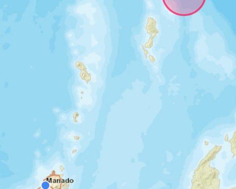 Gempa di Talaud