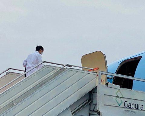 Jokowi ke Sulbar
