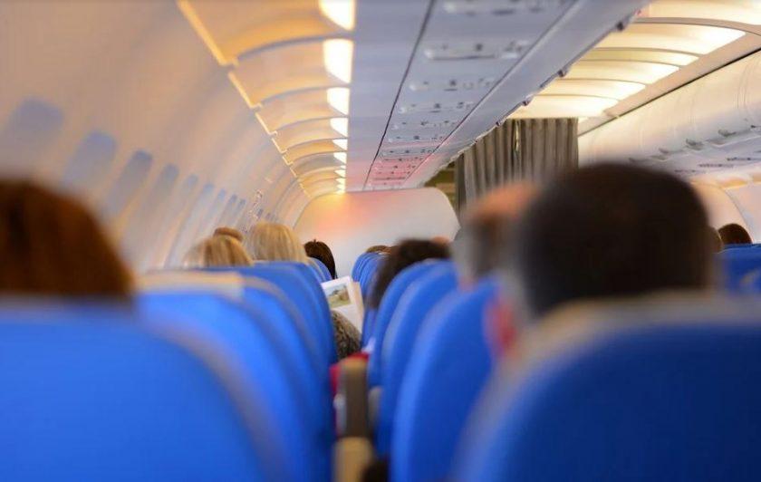 Kursi mana yang paling aman di pesawat?