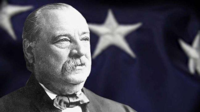 Short story, Presiden AS: Grover Cleveland (1885-1889, 1893-1897)