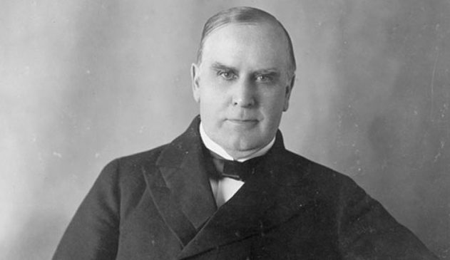 Presiden AS ke-25 William McKinley