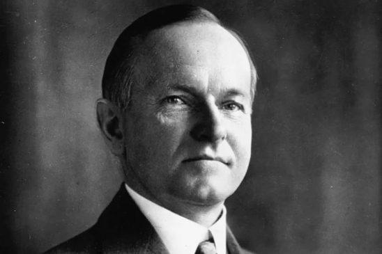 Short story, Presiden AS: Calvin Coolidge (1923-1929)