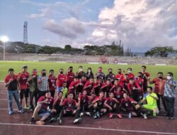 Menang 2-1, Mandolang FC menjuarai Piala Minahasa Rico Tampenawas 2021