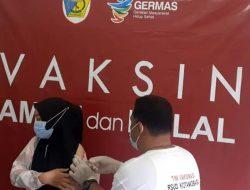 Ratusan Purnawirawan dan Warakauri di Kotamobagu terima vaksinasi Covid-19