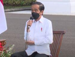 Jokowi: Indonesia tidak bisa lockdown total