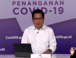Satgas Covid-19 ingatkan 5 wilayah non pulau Jawa-Bali untuk tidak lengah