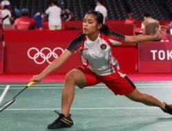 Gregoria Mariska tumbang di babak 16 besar