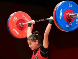 Peraih medali emas diduga doping, Windy Cantika berkesempatan naik level