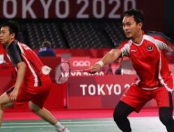 Olimpiade Tokyo: Ahsan/Hendra lolos ke semifinal