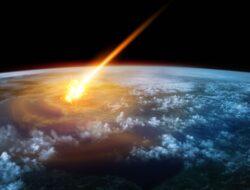 Meteor raksasa tabrak bumi di Norwegia