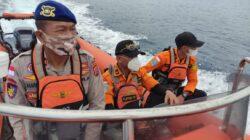 Pencarian nelayan Sangihe