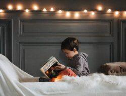 Baca buku, kiat jitu redakan stres ibu dan anak kala pandemi