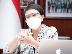 Menlu Retno Marsudi apresiasi pemerintah negara yang kirim vaksin ke Indonsia
