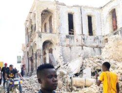 Gempa Haiti: 1.297 orang meninggal
