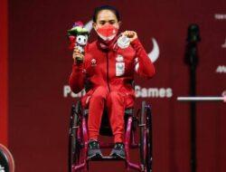 Sabet perak,Ni Nengah Widiasih sumbang medali pertama untuk Indonesia di Paralimpiade Tokyo 2020