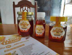Pure Honey EC Minahasa, produk madu murni pertama dari Sulut yang dikemas modern