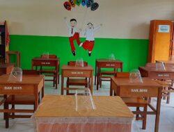 Terbatas, Pembelajaran Tatap Muka (PTM) di Bandung dimulai