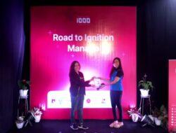 Roadshow Gerakan Nasional 1000 Startup Digital digelar Hybrid bersama GAMKI Minahasa