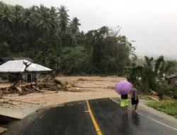 Prakiraan BMKG Sulut mengalami hujan kategori tinggi