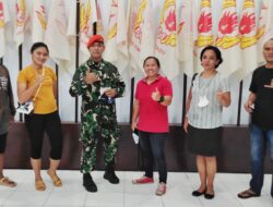 Persiapan selama sebulan, kontingen Terjun Payung Sulut siap ikut PON XX Papua 2021