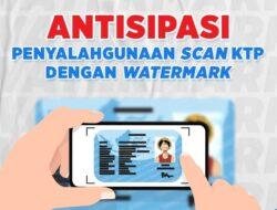 Buat watermark sebelum mengirim foto KTP untuk antisipasi penyalahgunaan. Ini caranya!