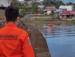 Bocah yang hanyut di Manado belum ditemukan, Tim SAR terus lakukan pencarian