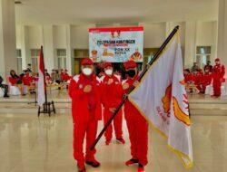 Kontingen Sulut di PON XX Papua resmi dilepas Gubernur Olly Dondokambey