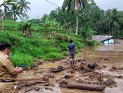 BPBD Minahasa Tenggara terus lakukan pendataan pascabanjir bandang