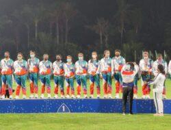 Belum dibuka, Kontingen Papua telah berhasil sabet tiga medali