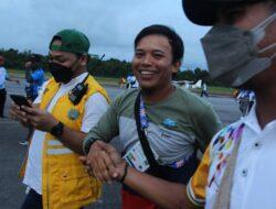 Sabet medali emas pertama, air mata haru Andri Abdul Rohman tumpah