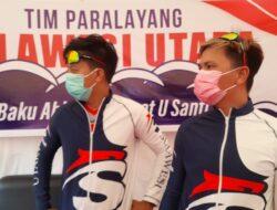 Paralayang Sulut ketiga tercepat di Lintas Alam Individual babak pertama PON XX Papua