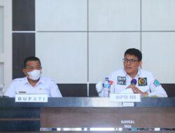 Depri Pontoh kembali ingatkan soal usulan jembatan Goyo dihadapan senator Djafar Alkatiri