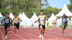 Lagi! Lalu Muhammad Zohri boyong medali emas PON XX Papua