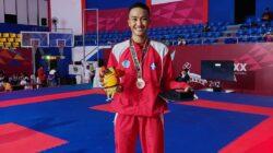 Serda Maldini raih perunggu di cabor Karate, Danpondam XIII/Merdeka: Saya Bangga!