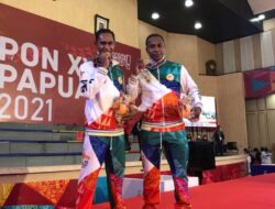 Dua Polisi Papua juarai Cabor Judo PON XX Papua