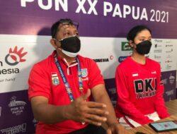 Satu pemain positif Covid-19, tim basket putri DKI Jakarta kalah